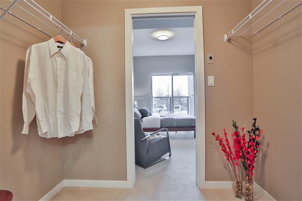 Walk-through Closet