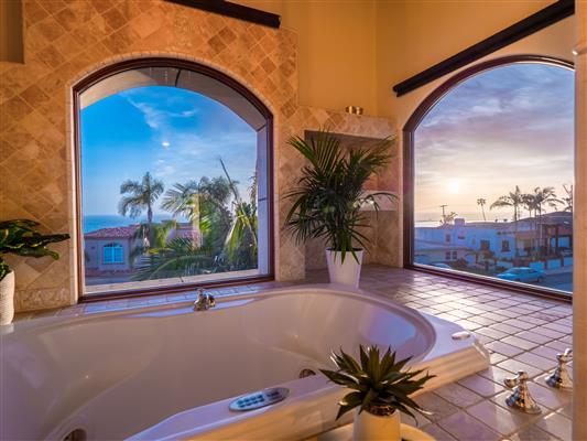 Master Bath Views