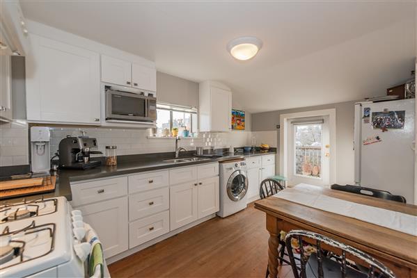 Kitchen/ Lower Floor