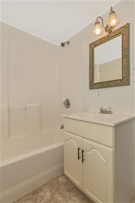 Hallway Bathroom - Apt #2