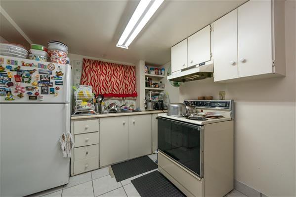 Basement/kitchen