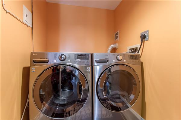 Laundry/ Storage