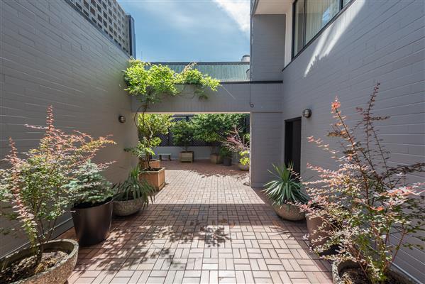 Courtyard /Entrance