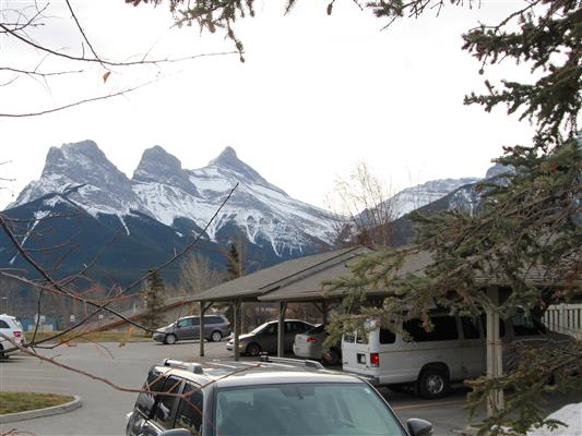 Canmore View