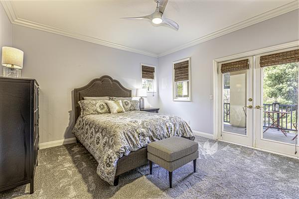 Secondary Master Bedroom