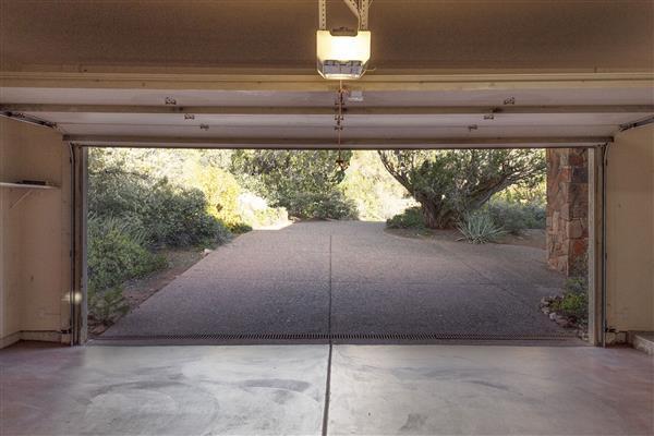 Exit Garage