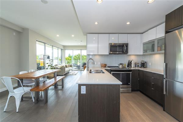 Living/Dining/Kitchen