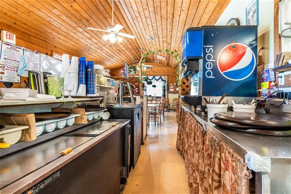 Waitress Station 1