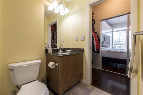 Walk-in Closet / Bathroom