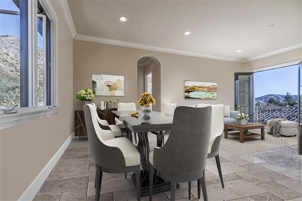 Guest House Dining | Living Area