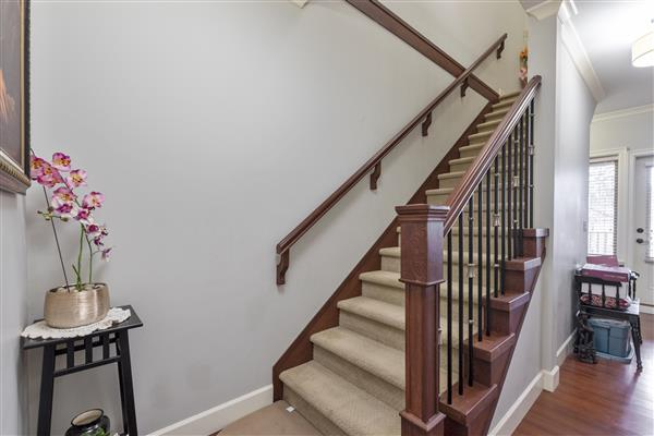 Upstair Staircase