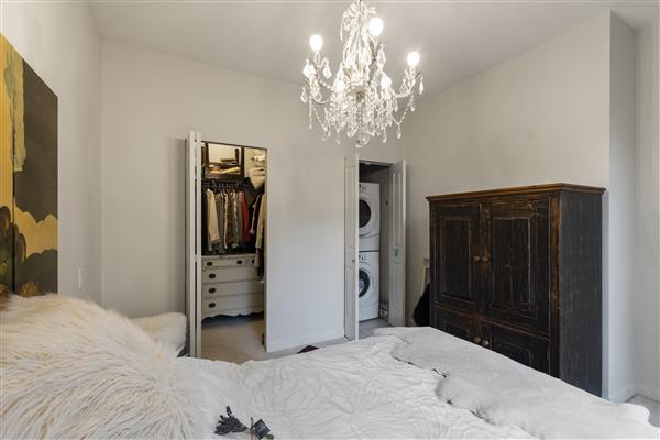 Walk-in Closet / Laundry