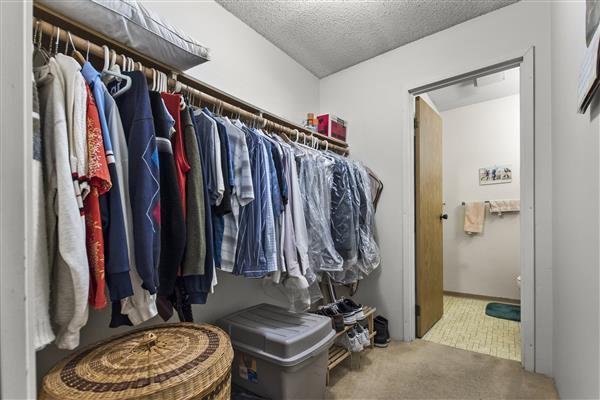 Walk-in Closet / Ensuite