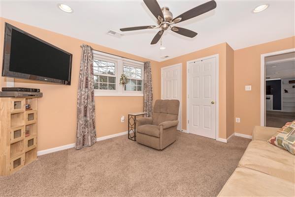 Lower level Bedroom 5