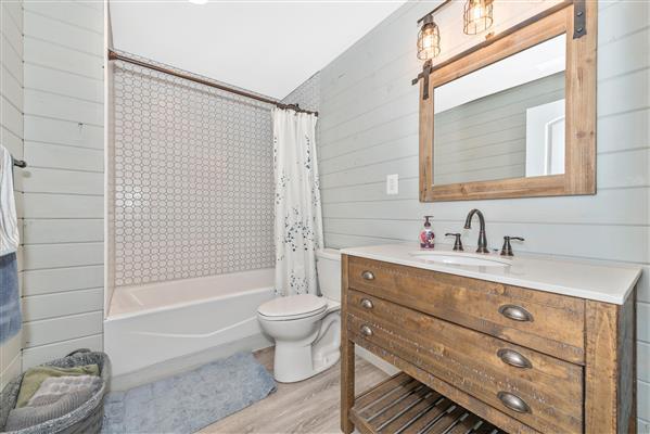 Lower level Bath