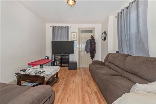 Left Unit Living Room
