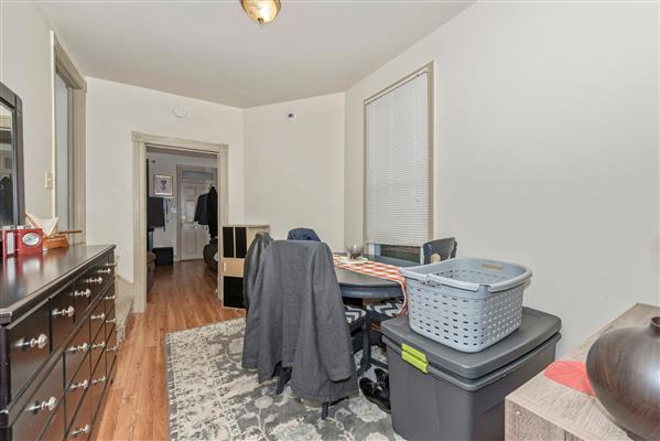 Left Unit Dining Room