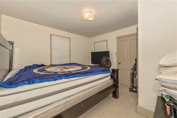Left Unit Master Bedroom