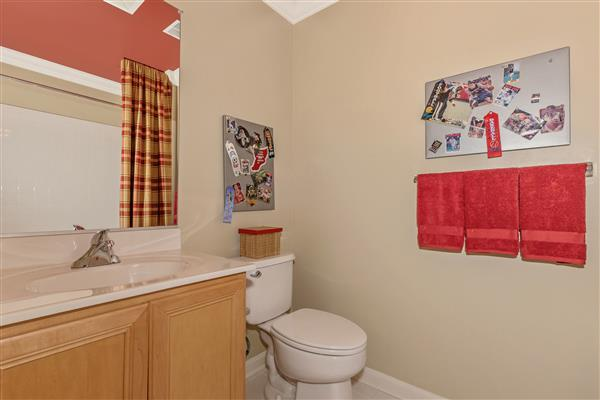 Fourth Bedroom Bath