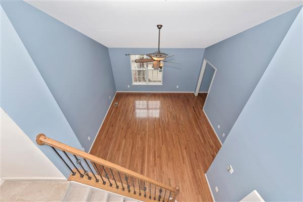 Master Bedroom From Above