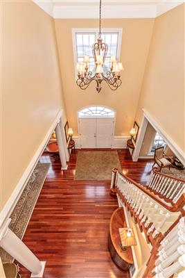Foyer From Above