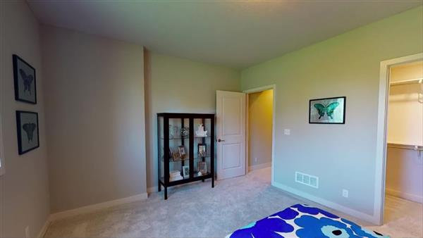 Recreational Area and First Basement Bedroom